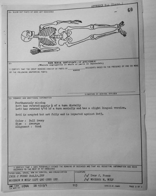 identification details form 2