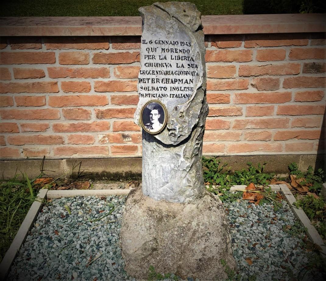 Peter Chapman memorial